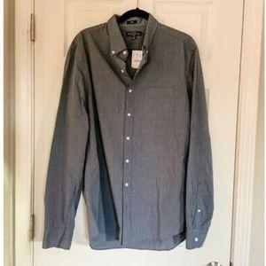NWT J Crew Mercantile Flex Slim Button Down Shirt